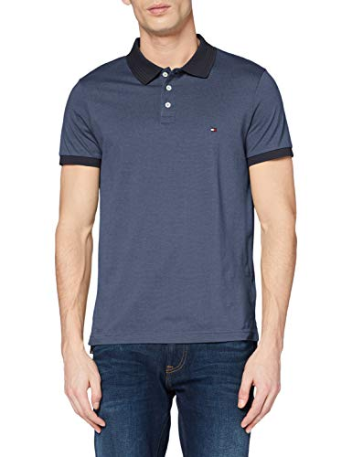 Tommy Hilfiger Th Flex Sophisticated Slim Poloshirt voor heren