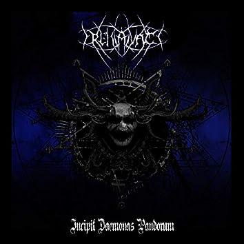 Incipit Daemonas Pandorum