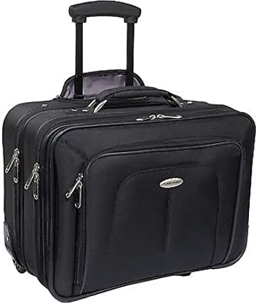 Samsonite Business One Mobile office notebook roll case 11021-1041 Black