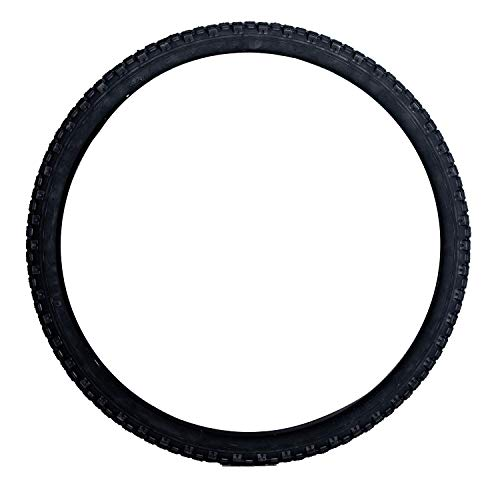 MOHEGIA Bike Tire,Folding Beach Cruiser Bicycle Replacement Tires -26' x 2.125' /Black