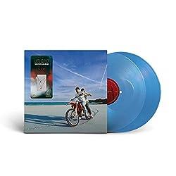 Sacré-Double Vinyle Bleu Transparent