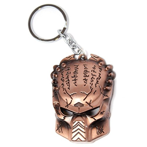 Predator - Metall Schlüsselanhänger - Helm - Masked