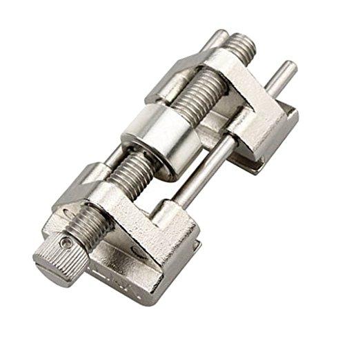 Sharplace Messerschärfer Honing Guide Schärfen Edelstahl Handwerkzeug Zubehör, 5mm-82mm - Silber
