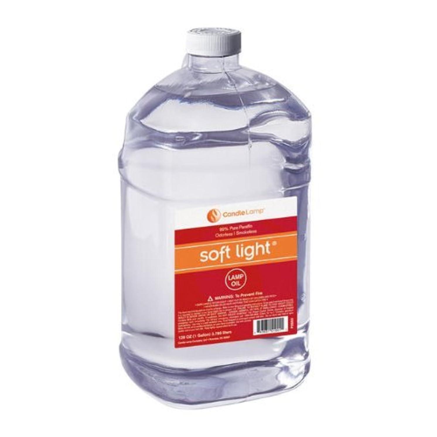 SternoCandleLamp Case of 4x1 Gallon's Smokeless Liquid Paraffin Lamp Oil