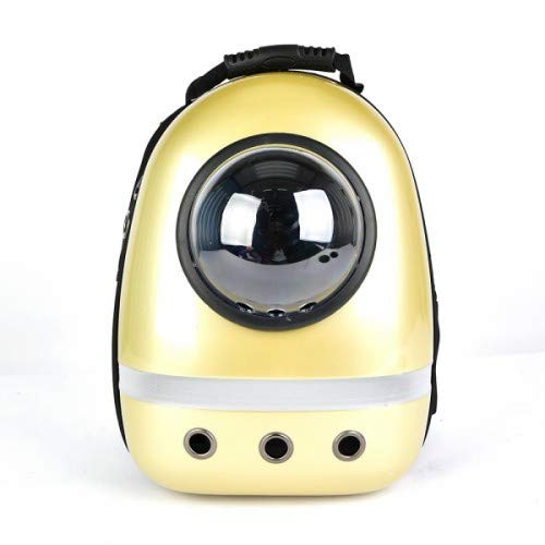 CATSPIA CASA-AB9424-BE-FR Cosmonaut Katzenträger, beige