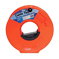 ▶Ideal storage reel for easy organisation and storage from rope to your caravan extension leads, a perfect companion for camping and caravanning. ▶Made with quality materials, the product ensures a strong, robust design while durable polypropylene co...