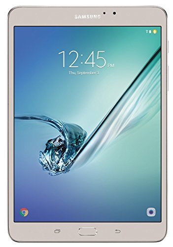 Samsung Galaxy Tab S2 8'; 32 GB Wifi Tablet (Gold) SM-T713NZDEXAR (Renewed)