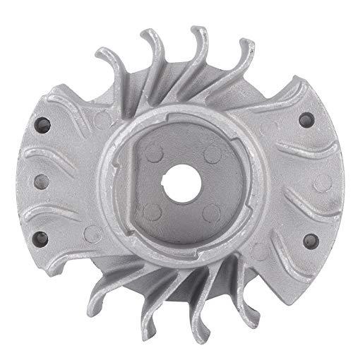 Nimomo Volante magnético Motosierra Accesorio para Motosierra Volante magnético 11214001200 Apto para Modelos 024/MS240/026/MS260 Pro