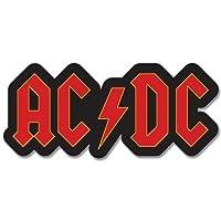 """ACDC AC DCロゴのビニール製カーステッカー デカール - サイズ選択 Regular: 6"""" u-acdc6 6"""""""