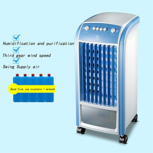 GLEYDY 3In1 Mobile Klimaanlage | Aircooler | Klimagerät | Luftreiniger | Klima Anlage | Air Cooler | 3 Geschwindigkeitsstufen, 360 M³/H