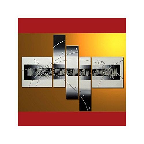 ruedestableaux - Tableaux abstraits - tableaux peinture - tableaux déco - tableaux sur toile - tableau moderne - tableaux salon - tableaux triptyques - décoration murale - tableaux deco - tableau design - tableaux moderne - tableaux contemporain - tableaux pas cher - tableaux xxl - tableau abstrait - tableaux colorés - tableau peinture - En noir et blanc