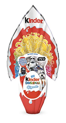 Kinder GranSorpresa Gigante Star Wars, 320g