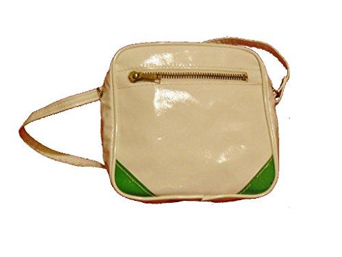 Brottasche, Kindergartentasche, Kunstleder 815 Orginal aus der DDR Zeit eigene Produktion geeignet als Brottasche für den Kindergarten