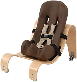 Special Tomato Soft-Touch Sitter Seat - seat and stationary base - size 5 - teal