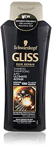 Schwarzkopf Gliss Ultimate Repair Anti-damage Shampoo with Keratin 400m
