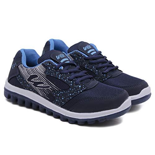 ASIAN Shoes Riya 21 Navy Sky Women Sports Shoes UK-6