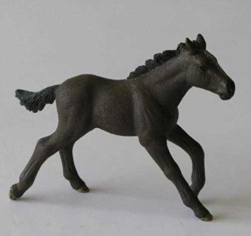 Horseclub - Schleich Mustang Fohlen Sondermodell 2015, dunkel 13807 - 1