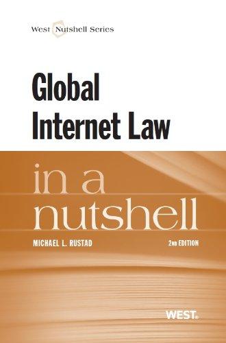 Global Internet Law in a Nutshell (Nutshells)