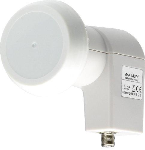 Maximum PRO-LINE Single LNB P-1, 0.1 dB
