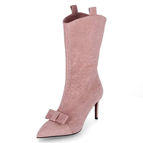 GIORGIO FABIANI Stiefel Größe 41 EU Rot (Rosa)