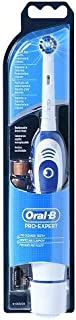 Best Oral-B Pro Expert Battery Powered Toothbrush with Replaceable 2 x AA Batteries and 1 x Precision Clean Brush Head Review