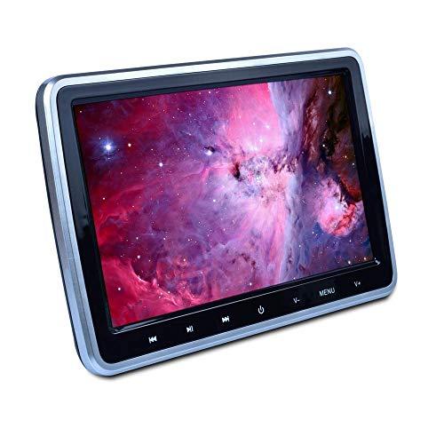 GJNVBDZSF Dash Cam, Universal Full HD 10.1 Pollici Seggiolino Auto Ricevitore Radio Ricevitore Mp5, Giochi di Supporto/Gioco FM/Dvd, Adatto a...