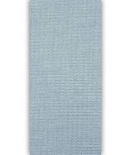 madecostore Lamellen, vertikal, 127 mm, lichtdurchlässig, für Markisen Kalifornien – Grau, L 127 x H 260 cm
