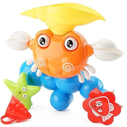 Lihgfw Bad van de baby speelgoed, waternevel Badkamer Game, interactief plezier Bathtime Cadeaus for 12-18 maanden, 1-3 jaar, peuters Zuigelingen Girls Boys