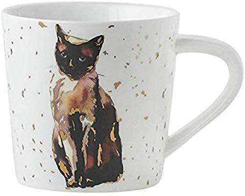 LJXLXY Mok melk melk thee koffie kopje kopje gift office cup paar ontbijt kopje sap beker dier 480Ml