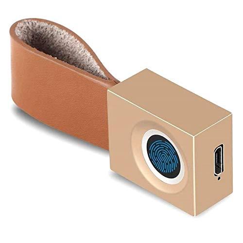 Cerradura de la huella del hardware del gabinete perilla de bloqueo de seguridad inteligente sin llave cerradura del cajón de seguridad biométrico de huellas dactilares bloqueo de la puerta