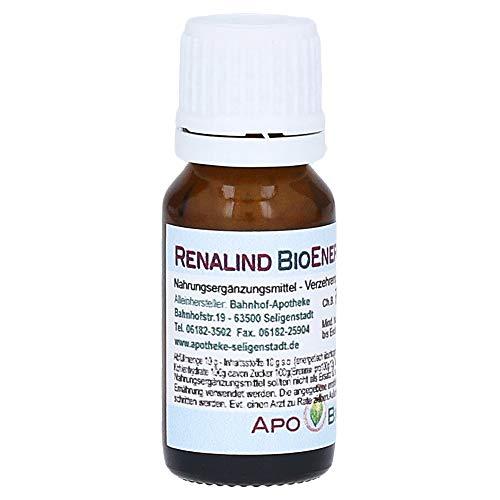 Renalind-BioEnerg Globuli mit Vitamin D - 10 g - aus deutscher Traditionsapotheke