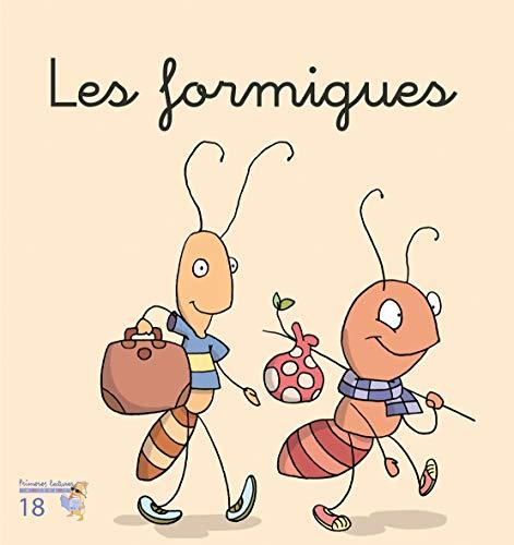 Les formigues (Primeres Lectures Micalet (versió manuscrita)) - 9788476608982: 18