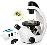 Best Microscopes - TELMU Inverted Microscope 40X - 320X, Monocular Compound Review