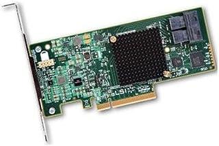 LSI Logic LSI00344 9300-8i SGL SAS 8Port 12GBb/s PCIE3.0 HBA بطاقة وحدة التحكم بني OEM