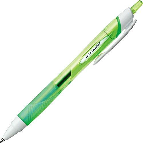 三菱鉛筆 油性ボールペン ジェットストリーム 0.7 緑 10本 SXN15007.6