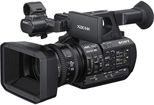 Sony PXW-Z190V 4K HDR XDCAM-Kamera Camcorder mit 25x Zoom