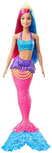 Barbie GJK08 - Dreamtopia Meerjungfrau Puppe...