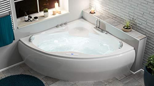 emotion Enjoy Premium Whirlpool Set (L/B/H) 150x150x59 cm