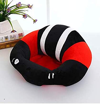 VirtuaL Baby Learning Chair Child Soft Pillow Cushion Sofa Plush Toys 1pc