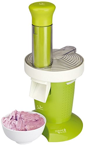 Jata HF114 Batidora de vaso 150W Verde, Color blanco - Licuadora (Batidora de vaso, Verde, Blanco, 150 W, Corriente alterna)