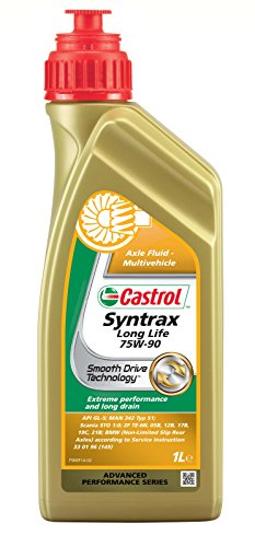 Castrol 154F09 SYNTRAX 75W-90 LONGLIFE 75W-90 1L