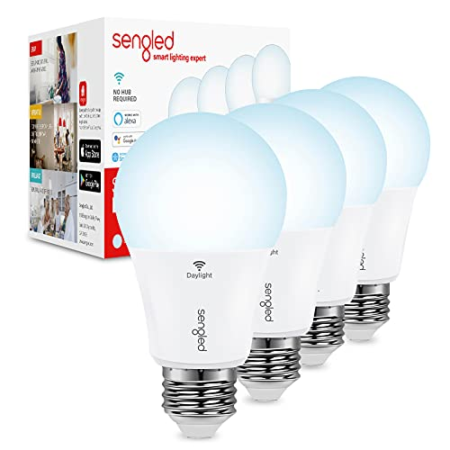 Sengled Smart Light Bulbs, Smart Bulbs That Work with Alexa and Google Home