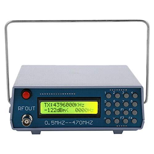 Beada Tester del Misuratore del Generatore di Segnale RF 0,5 Mhz-470 Mhz per il Debug del Walkie-Talkie Della Radio FM