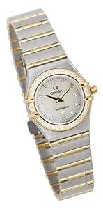Omega Women's 1267.75.00 Constellation Mini Diamond Accented Watch image