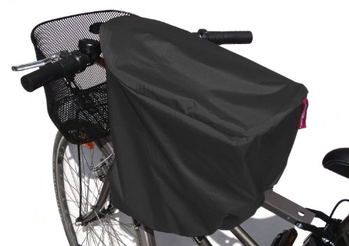 TROCKOLINO Nice N Dry Regenschutz für WeeRide Fahrrad Sitz mit Öse für Kabelschloss
