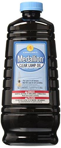 LAMPLIGHT FARMS 60003 Lamp Oil, 64 oz