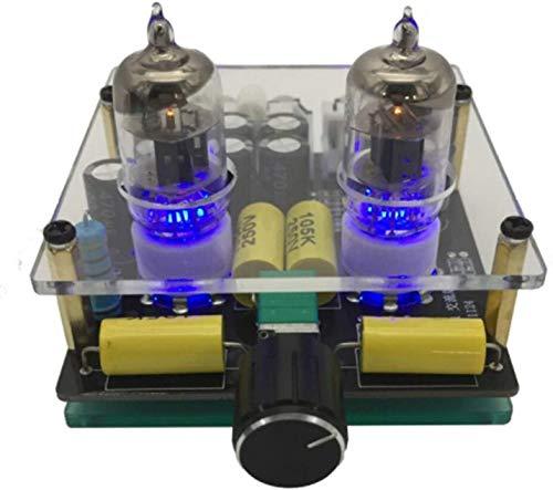 Matino Asequible 6J3 Tubo de Vacío Preamplificador Junta HiFi Tubo Preamplificador Bile Buffer Amplificador Altavoz Amplificador Home Sound Theater DIY opción confiable