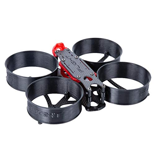 Drohnen-Zubehör FPV Carbon Quadrocopter Rahmen Kit, iFlight MegaBee 153mm Cinewhoop Rahmen für DJI FPV Air Unit RC Drone FPV Racing