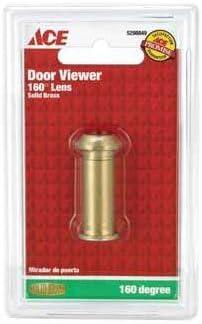 Door Viewer 160 sale Degrees Solid Brass 5298849 No. Industry No. 1 -