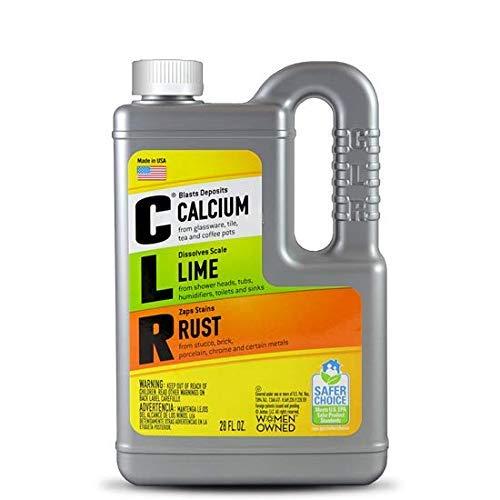 CLR Quitamanchas de calcio, lima y óxido, biodegradable, botella ...